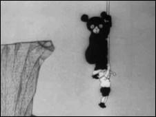 BOBBY BUMPS STARTS A LODGE-Earl HURD