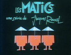 LES MATICS (1986) -un film de Jacques ROUXEL