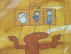 LE PETIT CIRQUE TRAGIQUE DES UNTELS (1993) -un film de Jacques ROUXEL
