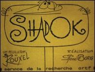 BU : 1ère série des SHADOKS (1968)