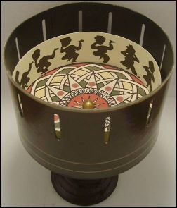 The ZOETROPE seen from above