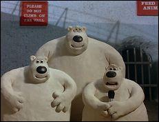 L'avis des animaux (Creature Comforts - 1989) Oscar® 1990