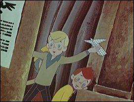 Les aventures des jeunes pionniers (1971) (V. Pekar)