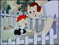 Little Lambkins - 1940 - a film of Max and Dave FLEISCHER - picture