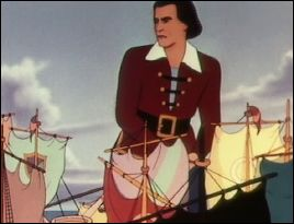 GULLIVER'S TRAVELS - a film by Max & Dave FLEISCHER (USA - 1939) - photogram