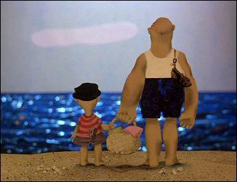 LES ABRICOTS un film de Uzi et Lotta GEFFENBLAD (1996) - image