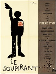 LE SOUPIRANT - Affiche du film de Pierre ETAIX