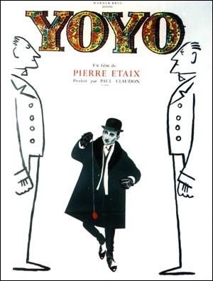 YOYO - Affiche du film de Pierre ETAIX