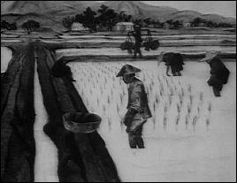 La Chine en flammes (1925) (N. Khodataev, Z. Komisarenko et Y. Merkulov)
