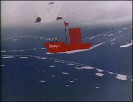 Le petit navire (1966) (V. Bordzilovsky)