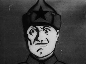 Révolution interplanétaire (1924) (N. Khodataev, Z. Komisarenko et Y. Merkulov)