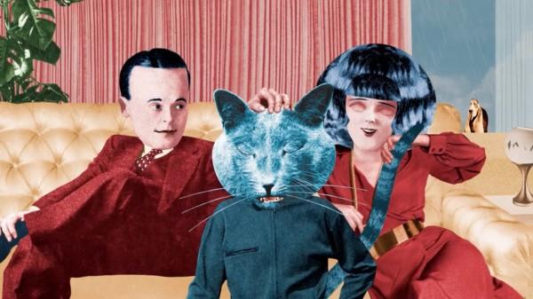 Les animaux domestiques de Jean LECOINTRE : le chat