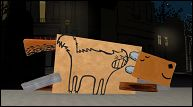 The Dog who was a Cat Inside - a film by Siri MELCHIOR - image
