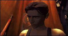 The Deserter (Le Déserteur) - a film by Olivier COULON, Aude DANSET Paolo De LUCIA & Ludovic SAVONNIERE - 2001 - image