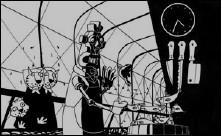 Revolver - an animated film by Jonas ODELL, Stig BERGQVIST & Lars OHLSON - Image