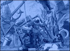 Un drame au fond de la mer - a film by Ferdinand ZECCA - 1901 - 1 min