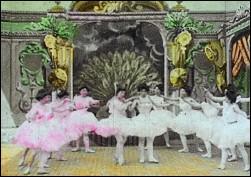 Ballet des Sylphides - a film by Ferdinand ZECCA - 1902 - 1 min