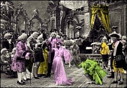 Cendrillon ou la pantoufle merveilleuse - a film by Albert CAPELLANI - 1907 - 16 min
