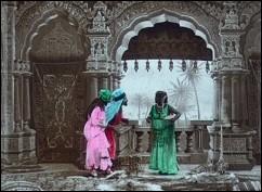 La sorcière noire (1907 - 4 min)