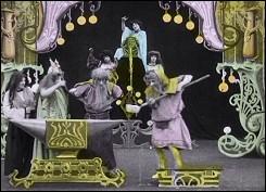 Au pays de l'or (1908 - 8 min)