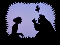 Cinderella (1922 - Silent) - a film by Lotte Reiniger - Picture