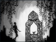 Aladdin and the Magic Lamp (1954) - a film by Lotte Reiniger - Picture