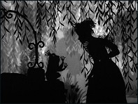 The Frog Prince (1954) - a film by Lotte Reiniger - Picture