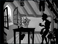 The Gallant Little Tailor (1954) - a film by Lotte Reiniger - Picture