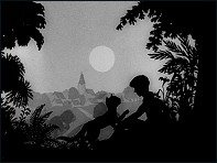 Puss in Boots (1954) - a film by Lotte Reiniger - Picture