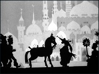 The Magic Horse (1954) - a film by Lotte Reiniger - Picture