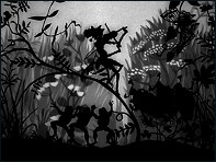 The Grasshopper and the Ant (1954) - a film by Lotte Reiniger - Picture