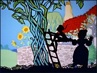 Jack and the Beanstalk (1955) - a film by Lotte Reiniger - Picture
