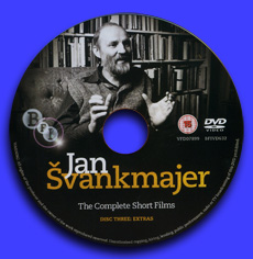 JAN SVANKMAJER The Complete Short Films - DVD 3