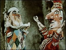 Punch and Judy (Rakvickarna - 1966) - a film by Jan SVANKMAJER - picture