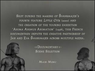 Les Chimères des Svankmajer (2001)