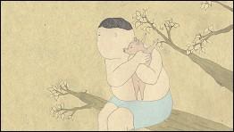 IN A PIG'S EYE - a film by Atshushi Wada (Japan) - photogram film
