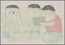 THE MECHANISM OF SPRING - a film by Atshushi Wada (Japan) - photogram film