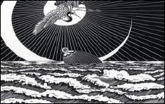 The Harmonic Gleam Vibration (2005) - un film de Keiichi Tanaami (Japon) - image