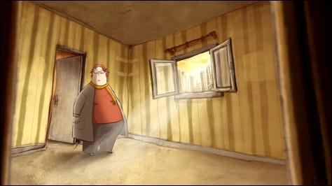 LA MAISON DE POUSSIÈRE a film by Jean-Claude ROZEC