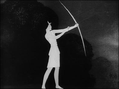 CALLISTO, LA PETITE NYMPHE DE DIANE a film by André-Edouard MARTY