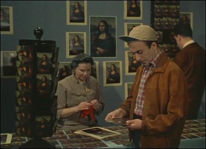 LA JOCONDE, HISTOIRE D'UNE OBSESSION a film by Henri GRUEL