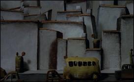 LA BOUCHE COUSUE - a film by Jean-Luc GRÉCO et Catherine BUFFAT (1998 - image)