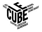 LE CUBE - Logo