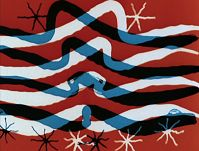 Stars and Stripes - a film by Norman McLAREN