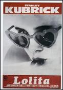 Movie Poster  Lolita 1961