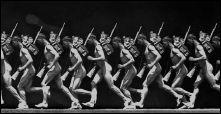 HOMME - un film de Etienne-Jules MAREY - image