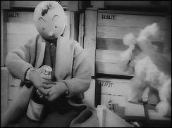 TINTIN ET LE CRABE AUX PINCES D'OR - a film by Claude MISONNE (Belgium - 1947) - image 3
