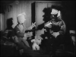 TINTIN ET LE CRABE AUX PINCES D'OR - a film by Claude MISONNE (Belgium - 1947) - image 4