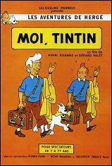 MOI, TINTIN : dossier de presse