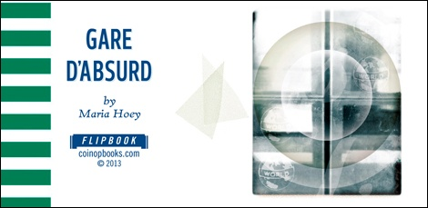 GARE D'ABSURD - Cover by Maria HOEY